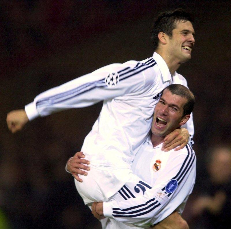 Ambos participaron en el gol que supuso la novena Champions League del club blanco.