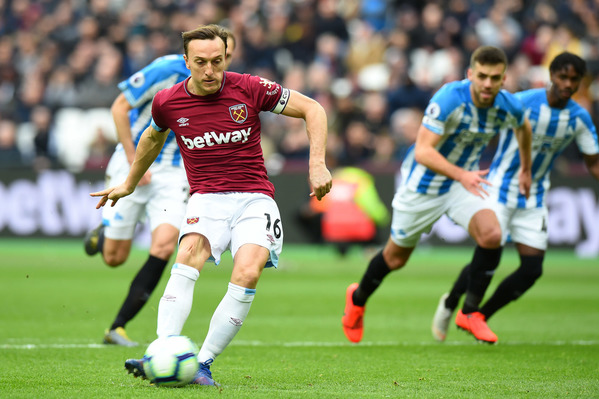 West Ham 4 Huddersfield 3  Super-sub Chicharito seals stunning ... d91f6612c