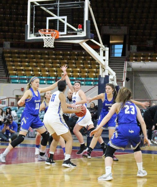 Highlands Ranch Youth Basketball: Colorado High School State Basketball Tournament 2019