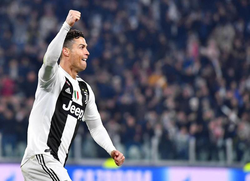 Cristiano Ronaldo, la amenaza