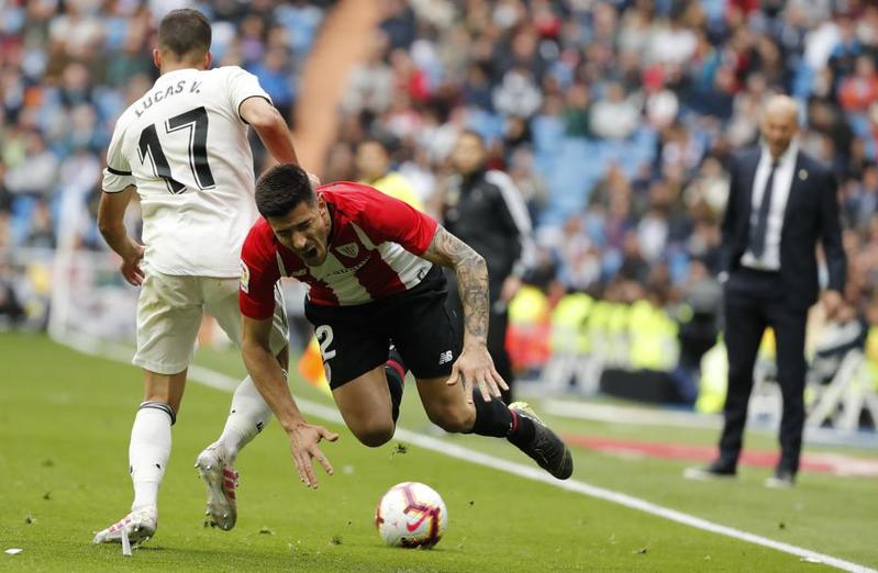 Imagen del Real Madrid - Athletic Club