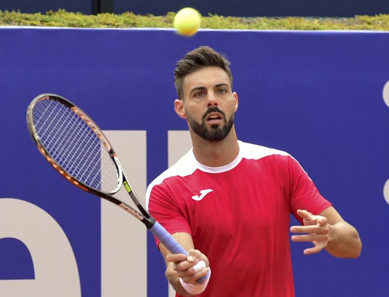 Marcel Granollers jugará un tercer set contra Nicolás Jarry (Manel Montilla)