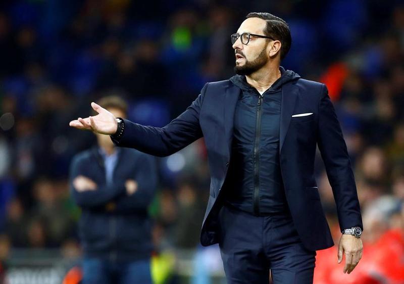José Bordalás, el entrenador del Getafe
