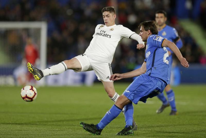 Imagen del Getafe - Real Madrid