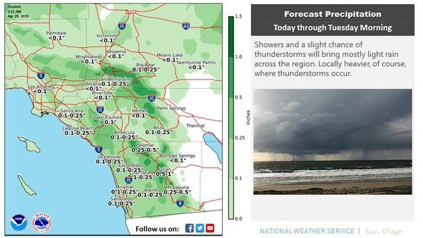 LIVE: San Diego traffic and weather updates   Page 96