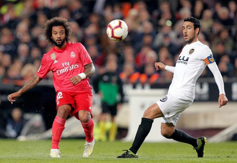 Imagen del Valencia - Real Madrid