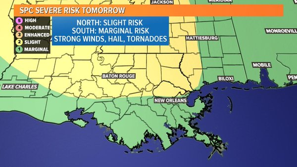 Live New Orleans-area weather updates | Page 297