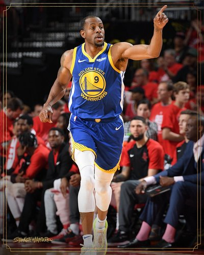 Live Playoff Updates: Warriors Vs. Rockets, Game 6 Friday