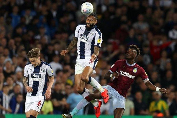 EFL playoffs: Aston Villa beats West Brom on penalty kicks