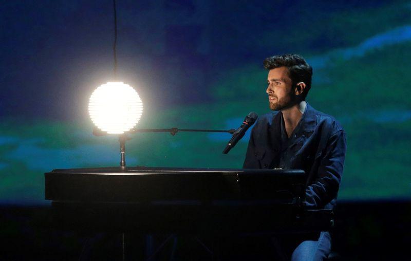 Duncan, principal favorito de Eurovisión 2019