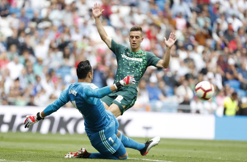 Imagen del Real Maddrid - Real Betis