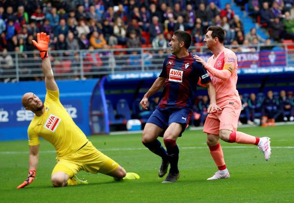 El 1-2 de Messi FOTO: PEP MORATA