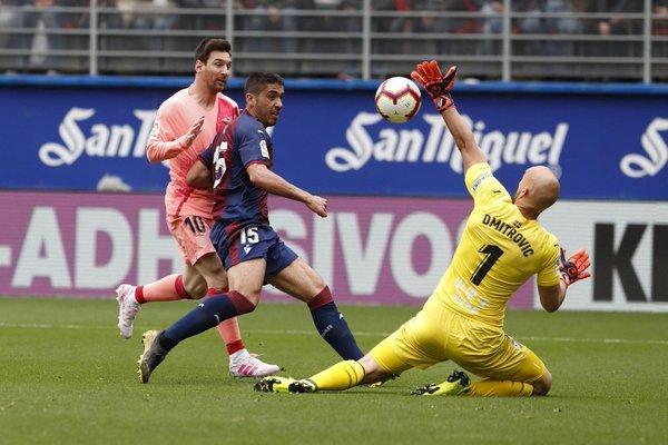 El genial 1-2 de Messi, desde otro ángulo FOTO: FCB