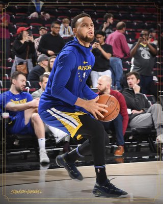 Live playoff updates: Warriors come back to beat Blazers in