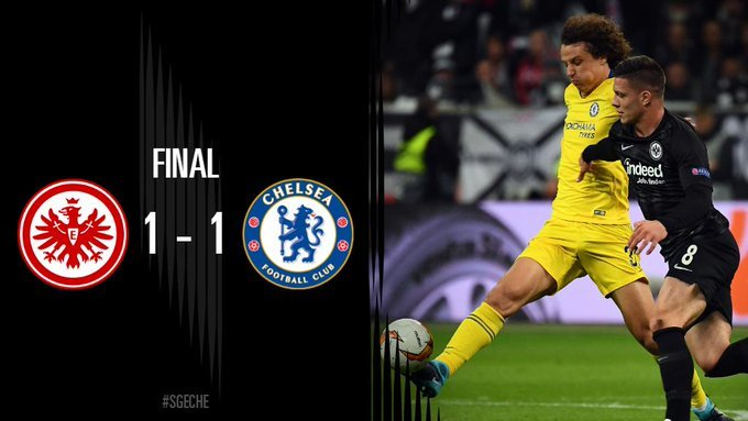 Comienzan las semifinales — Europa League