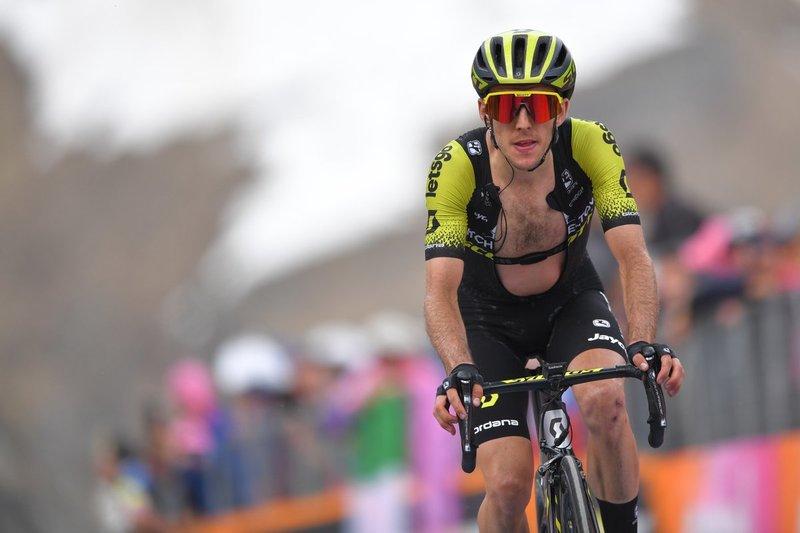 SIMON YATES (Mitchelton Scott) ha puesto la 14ª etapa del Giro 2019 patas arriba con su ataque