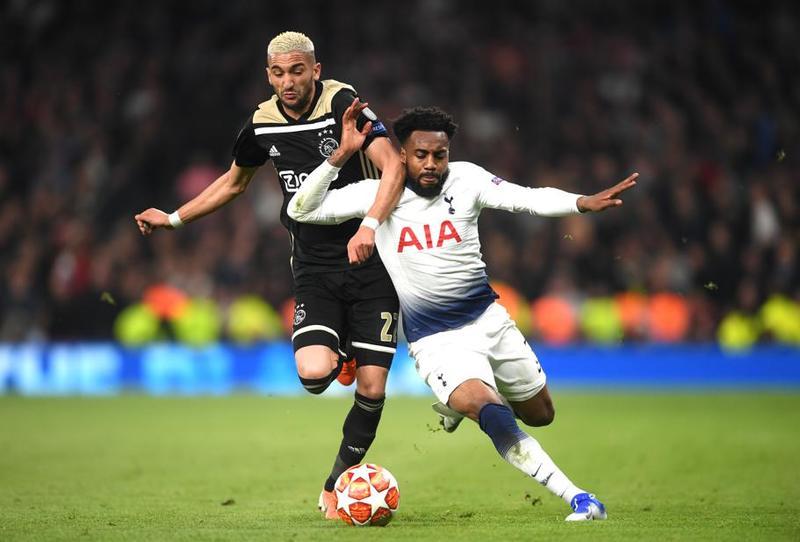 Imagen del Tottenham - Ajax