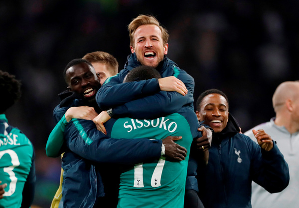 2630d33d55f Champions League - LIVE  Tottenham vs Liverpool in the final! Latest news