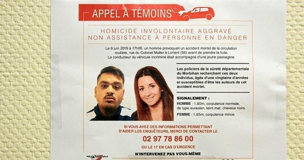 Lorient : émouvantes obsèques pour le petit garçon tué par un chauffard