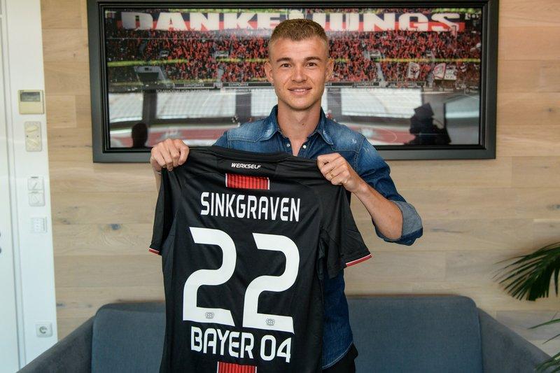 Sinkgraven ya es del Bayer Leverkusen