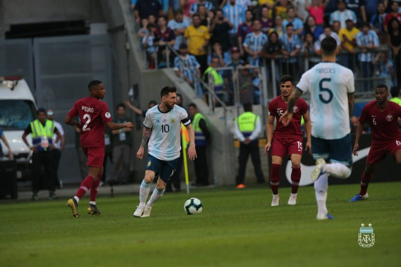 Messi, oteando el horizonte
