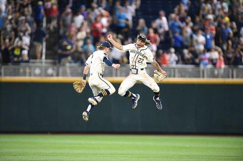 Michigan baseball 2019 College World Series updates | Page 9
