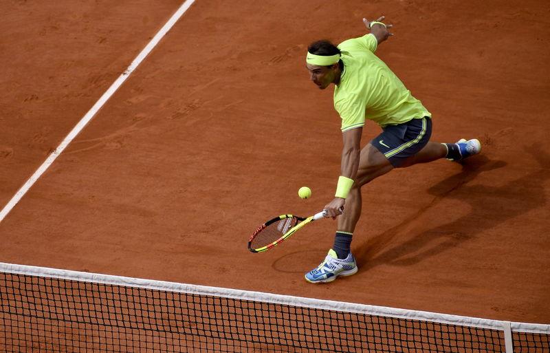 Nadal, a tres juegos de otro Roland Garros (EFE)
