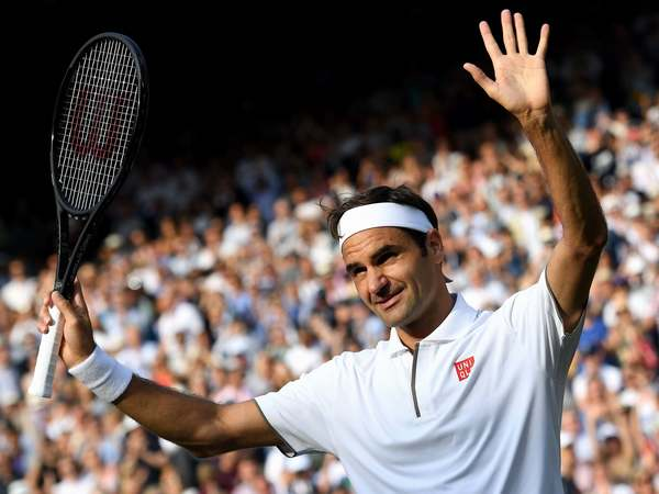 Wimbledon 2019 Live Results Federer Vs Nadal And Novak Djokovic