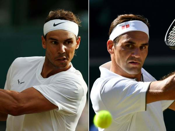 Wimbledon 2019 results: Federer vs Nadal and Novak Djokovic