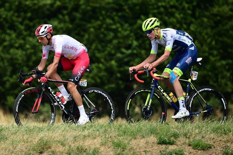 ROSSETTO y OFFREDO, otra vez en fuga en este Tour de Francia 2019