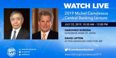 2019 Michel Camdessus Central Banking Lecture