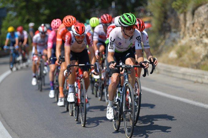 DIMENSION DATA cuenta con King y Boasson Hagen para luchar por el triunfo de etapa en la fuga