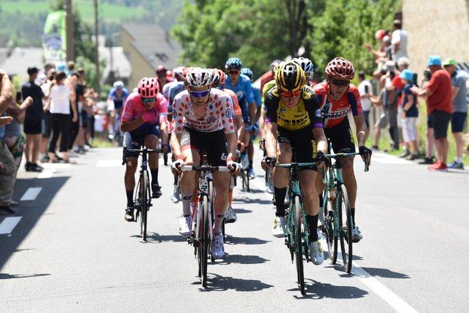 TIM WELLENS (Lotto Soudal) quiere aumentar su ventaja al frente de la clasificación de la montaña del Tour de Francia 2019