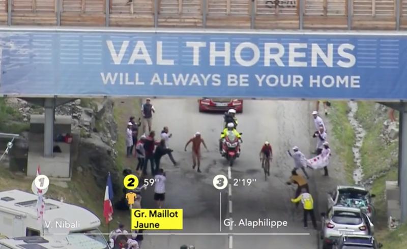 Nibali está en plan cronoescalada buscando su triunfo de etapa