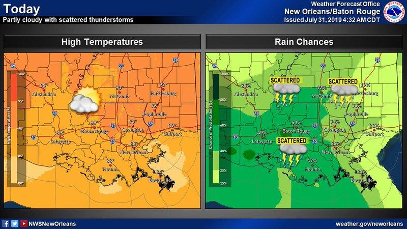 New Orleans Weather | NOLA com | nola com