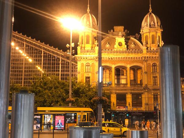 Stazione Centrale 🚂