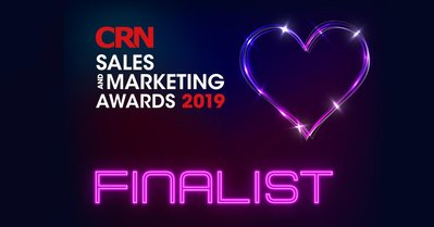 CRN Sales and Marketing Awards 2019 LIVE