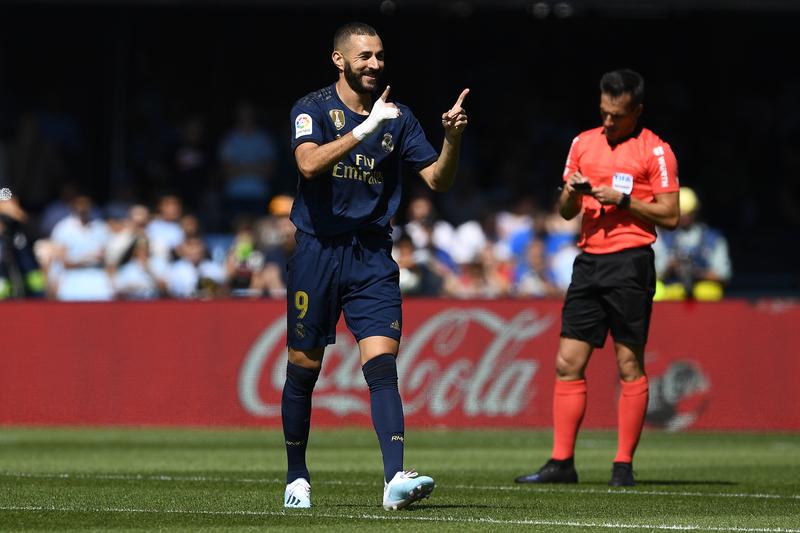 Imagen del Celta - Real Madrid