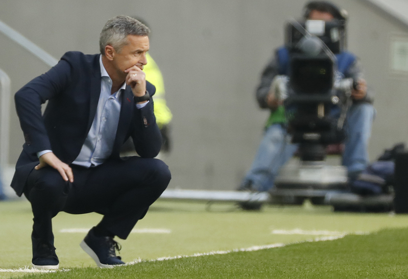 Escribá, entrenador del Celta