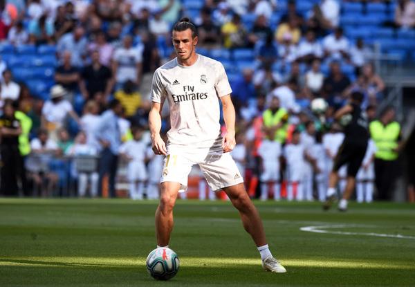 Bale, otro de los grandes protagonistas en la previa