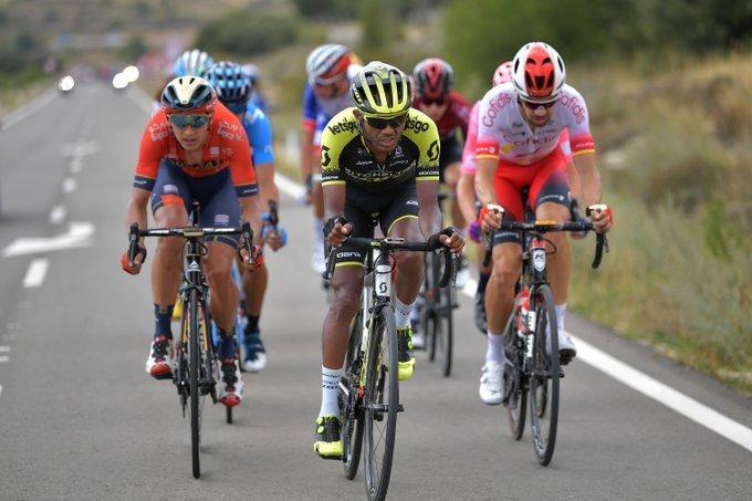 La escapada del día en la Vuelta a España 2019