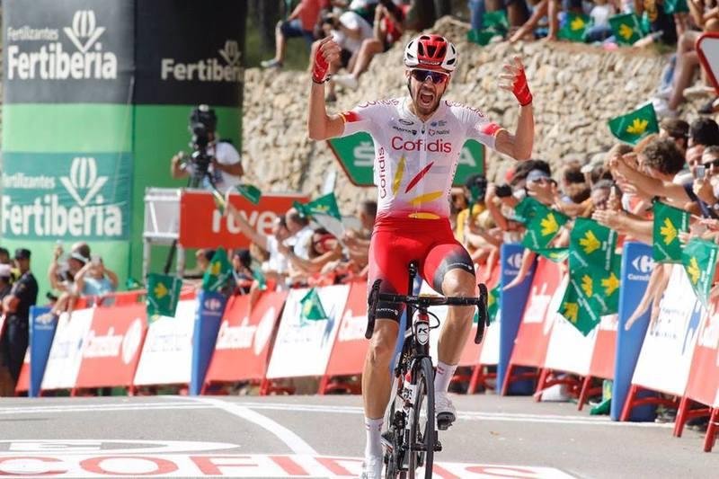 Segundo triunfo consecutivo de un ciclista español en la Vuelta 2019