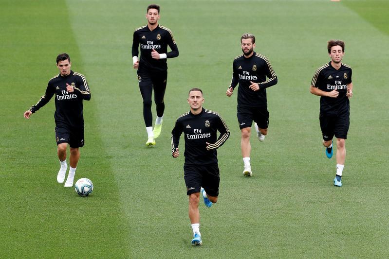 El Bernabéu espera a Eden Hazard