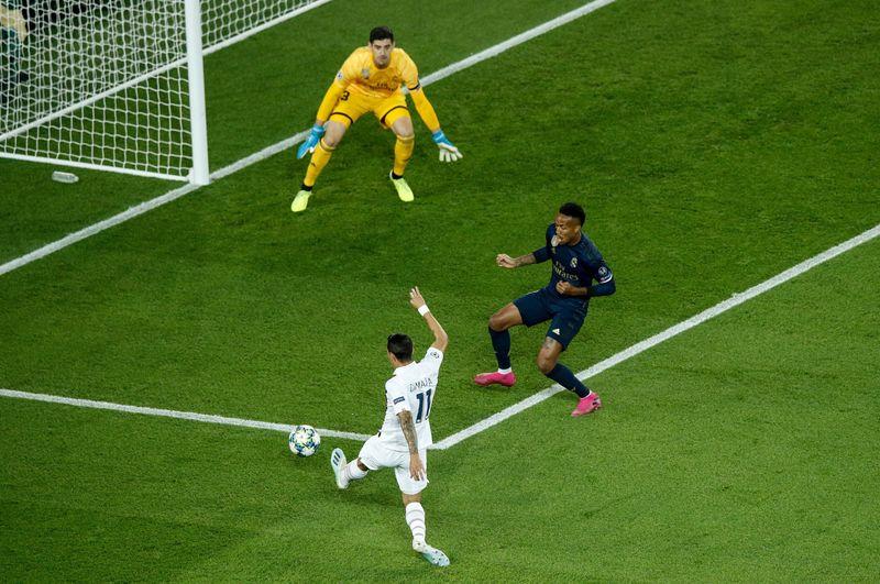Imagen del PSG - Real Madrid