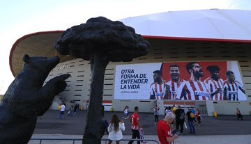 El Atlético defiende que es otra forma de ver la vida. (FOTO: Club Atlético de Madrid)