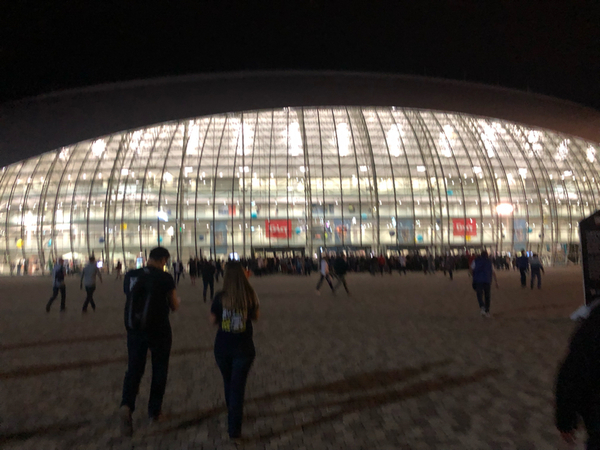 Ricordi olimpici. Bol'šoj Stadium.