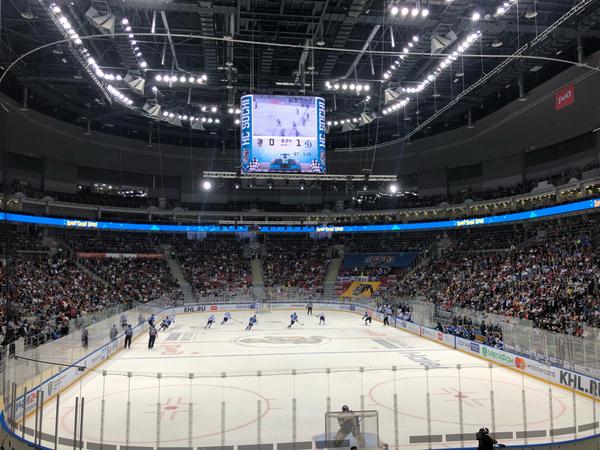 Sochi-Dynamo <br>Ice hockey 🏒