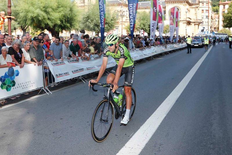 MIKEL ITURRIA protagoniza otro gran triunfo del Euskadi Murias en la Vuelta