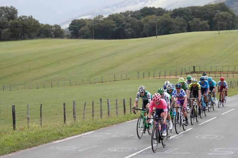 Los escapados del día en la Vuelta a España