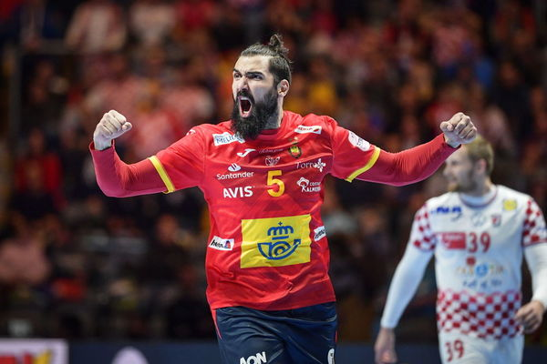 Jorge Maqueda, lateral de la selección